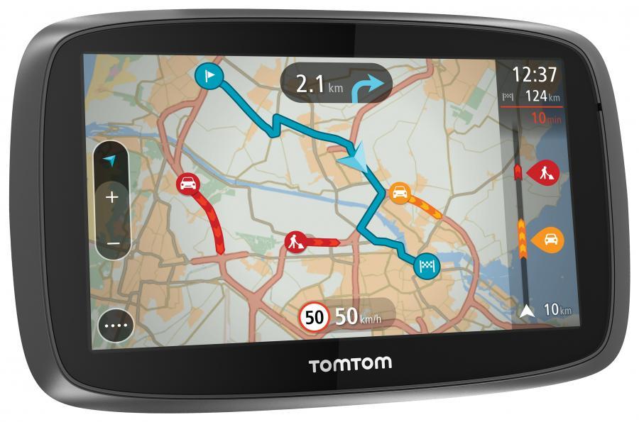 Nawigacja TomTom GO