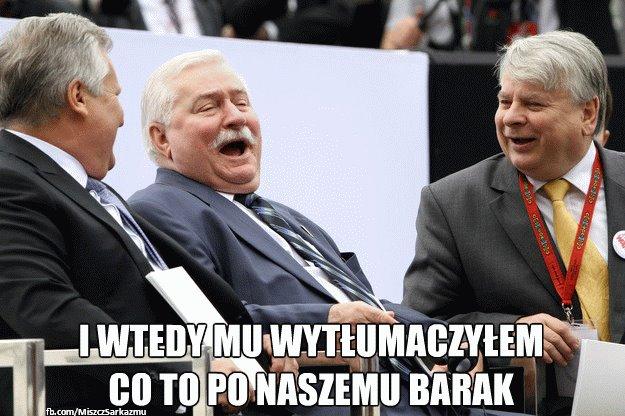 mem / źródło: Facebook/PolityczneMemy