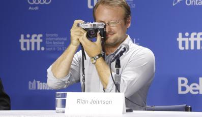 "Rian Johnson nakręci ""Star Wars: Episode VIII"""
