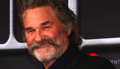 "Kurt Russell zagra w ""Hateful Eight"" Quentina Tarantino"