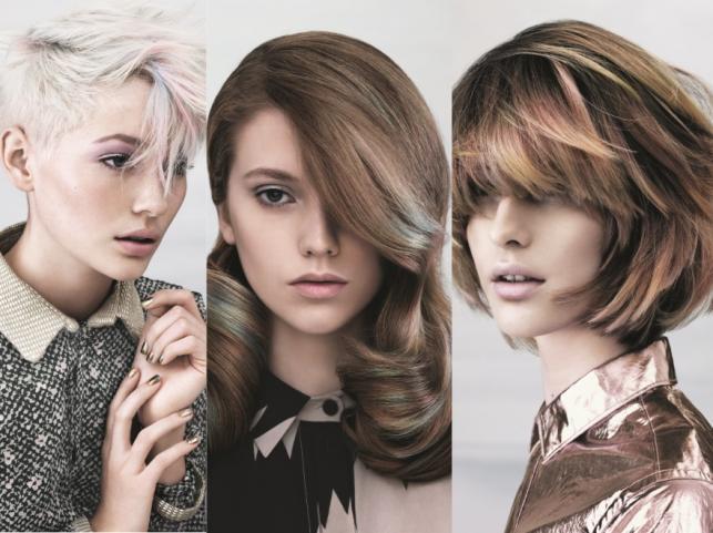 Koloryzacja włosów Flamboyage Davines w Chic Spa