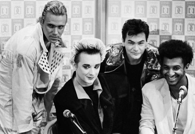 Boy George i Culture Club –królowie new romantic