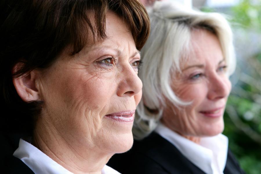 Starsze kobiety