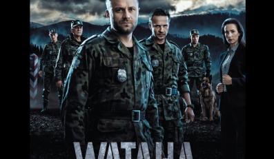 """""""Wataha"""" - pierwszy plakat"""