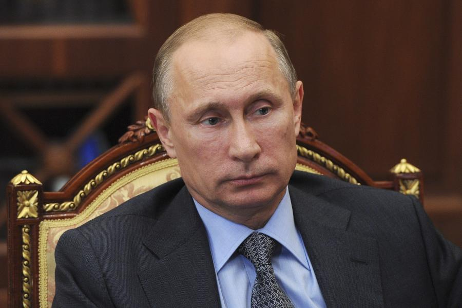Rosyjski prezydent Władimir Putin