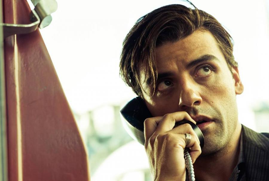 "Oscar Isaac w filmie ""Rozgrywka"""