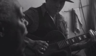 """""""Był tam Paul, bluesowi muzycy i Johnny Depp jamujący przez cały dzień"""""""
