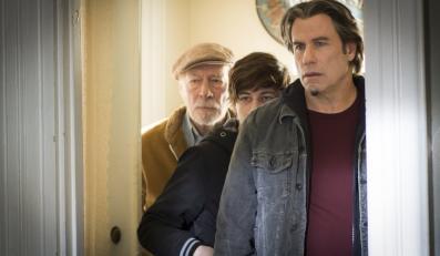 "John Travolta, Christopher Plummer i Tye Sheridan w filmie ""The Forger"""