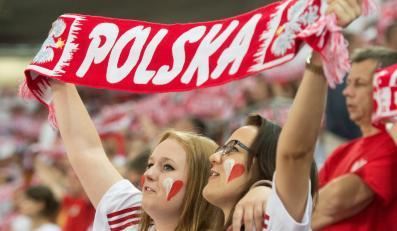 Fanki reprezentacji Polski