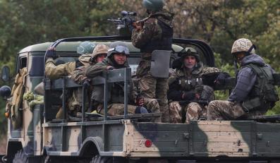 Wojska ukraińskie w Delbacewie