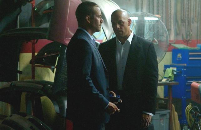 """Vin Diesel przybliża """"Szybkich i wściekłych 7"""""""