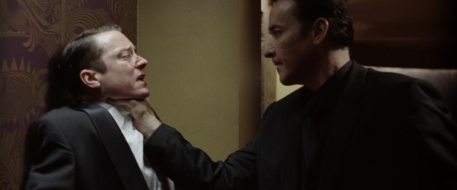"""John Cusack i Elijah Wood w filmie """"Wirtuoz"""""""