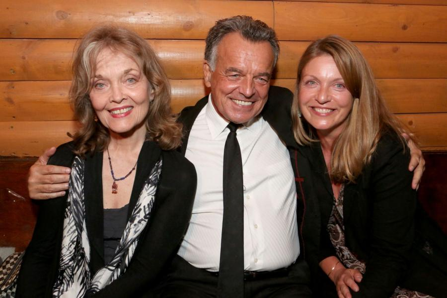 Grace Zabriskie, Ray Wise i Sheryl Lee