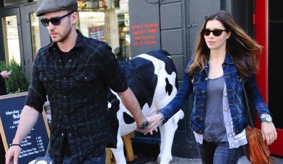 Jessica Biel i Justin Timberlake rodzicami na wiosnę