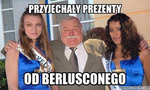 mem / Lech Wałęsa na dziś