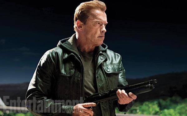 Pierwsze zdjęcie Arnolda Schwarzeneggera jako Terminatora
