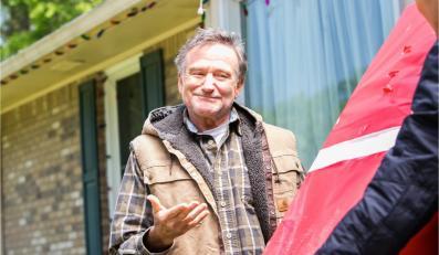 Robina Williamsa ostatnie święta na ekranie