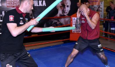 Artur Szpilka i Tomasz Adamek gotowi do walki