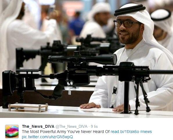 Armia Zjednoczonych Emiratów Arabskich