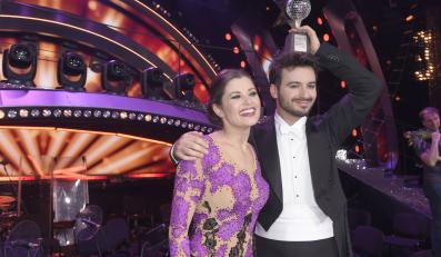 """Agnieszka Sienkiewicz i Stefano Terrazzino w finale """"Tańca z gwiazdami"""""""