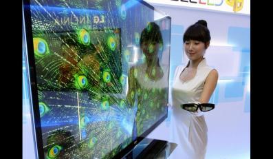 Telewizory 3D hitem polskich sklepów