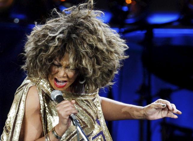 Tina Turner kończy 75 lat! (na zdjęciu z roku 2009)