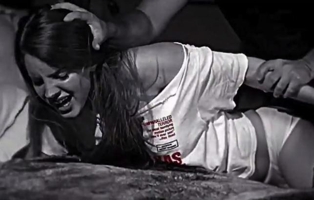 Lana Del Rey w kontrowersyjnym filmiku Rotha