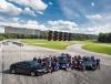 Szkolenie policji w Szkole Jazdy Subaru