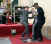 Quentin Tarantino, Christoph Waltz i Samuel L. Jackson