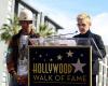 Pharrell Williams i Ellen DeGeneres