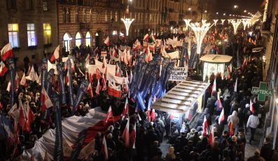 Marsz PiS 13 grudnia