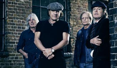 AC/DC na koncercie w Warszawie