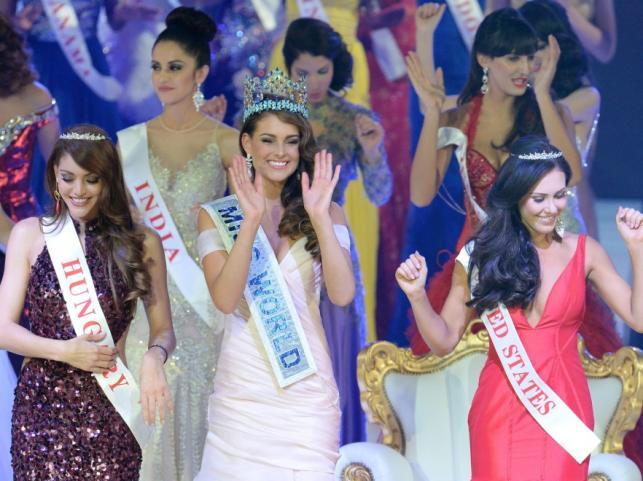 Miss World 2014: Rolene Strauss