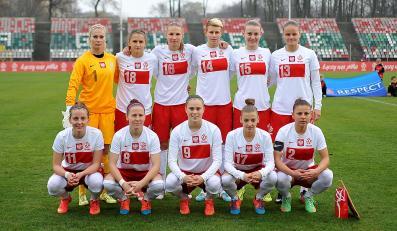 Piłkarska reprezentacja kobiet