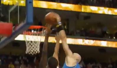 Tak Gortat trafił do najlepszej dziesiątki NBA