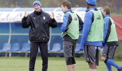Smuda prosi Leo: Nie powołuj moich piłkarzy