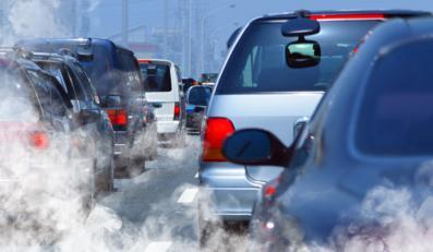 Spaliny samochodów