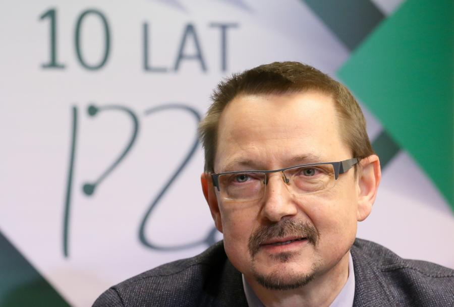 Jacek Krajewski, lider Porozumienia Zielonogórskiego