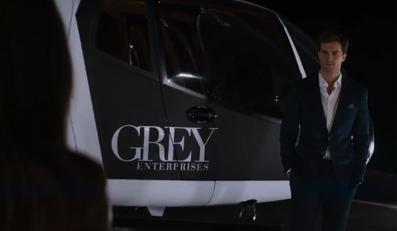 """""""Pięćdziesiąt twarzy Greya"""" w nowym zwiastunie"""