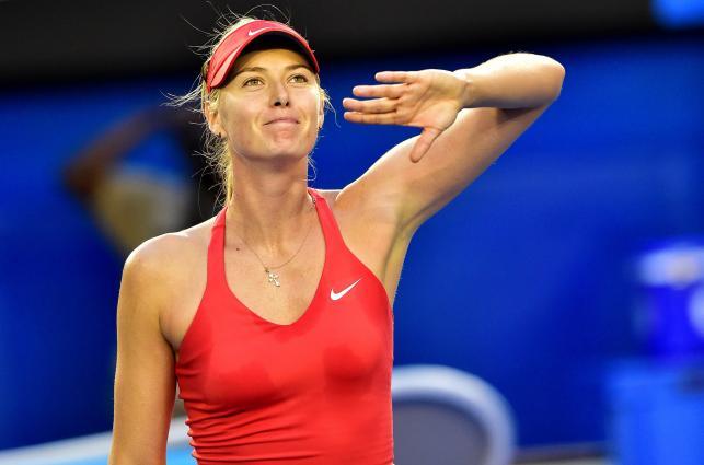 Australian Open: Maria Szarapowa piękna jak zawsze