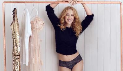 Kylie Minogue zapowiada nowe piosenki