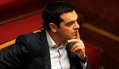 Premier Aleksis Tsipras