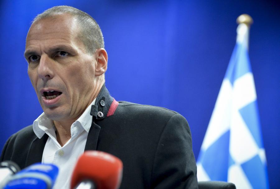 Janis Waroufakis