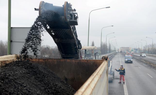 Rozbiórka Mostu Łazienkowskiego