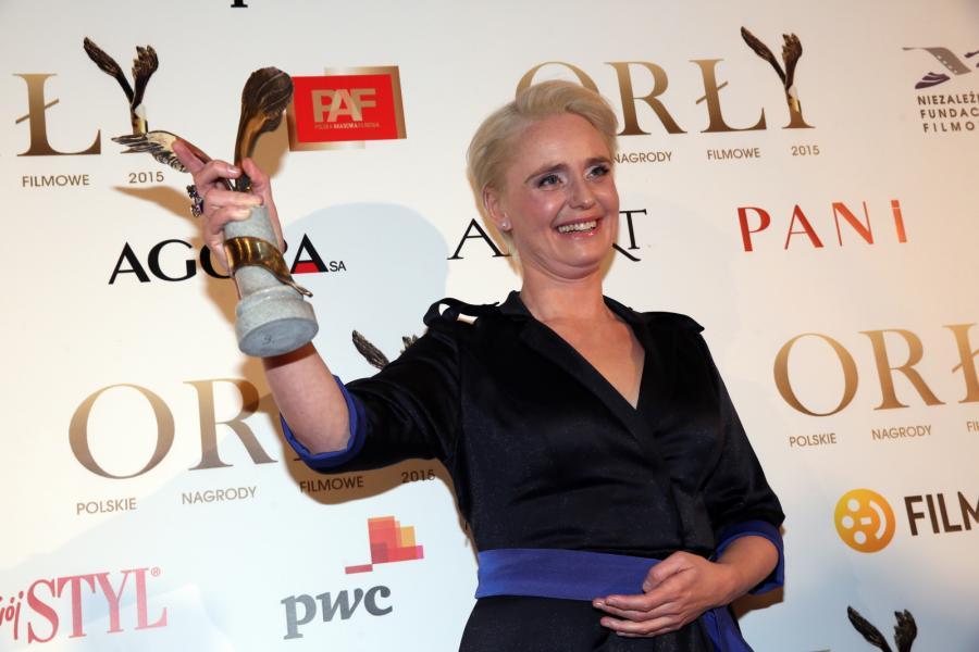 Orły 2015: Kinga Preis