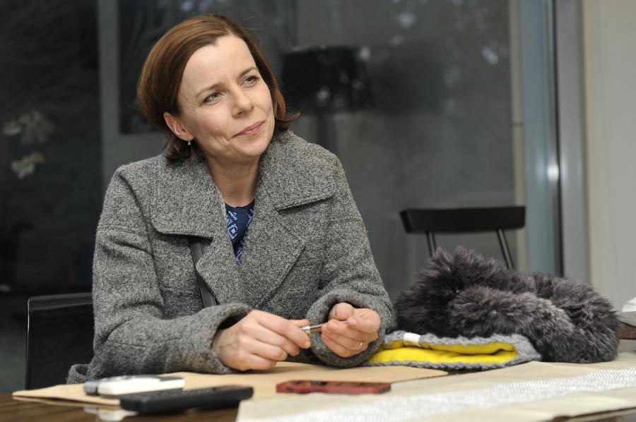 Agata Kulesza zagrała we francusko-polskiej koprodukcji \