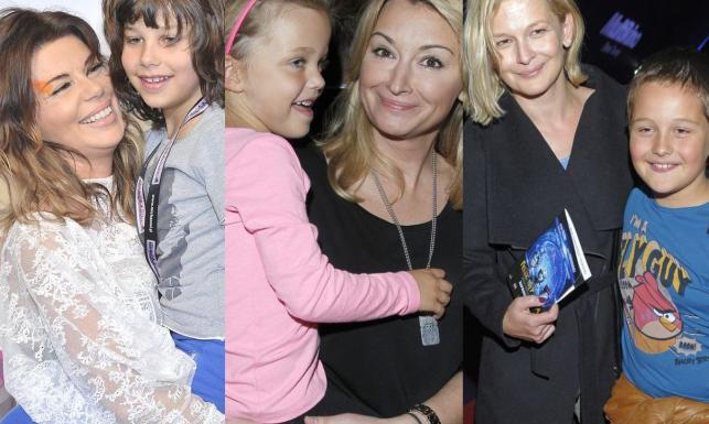 Samotne matki w polskim show biznesie [FOTO]
