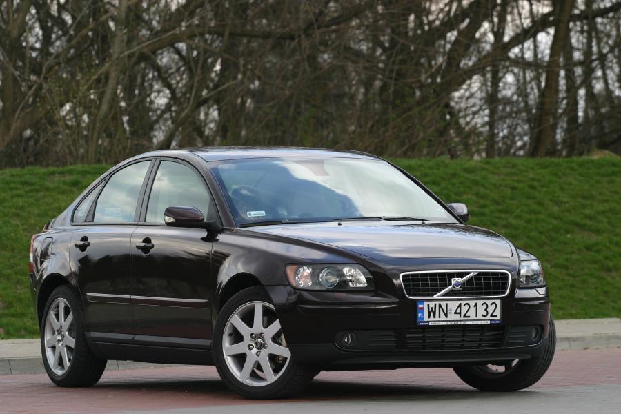 Volvo S40 - 4. miejsce w rankingu najmniej awaryjnych używanych samochodów według Warranty Direct