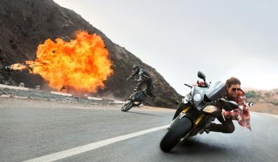 "Tom Cruise ściga się w ""Mission: Impossible – Rogue Nation"""