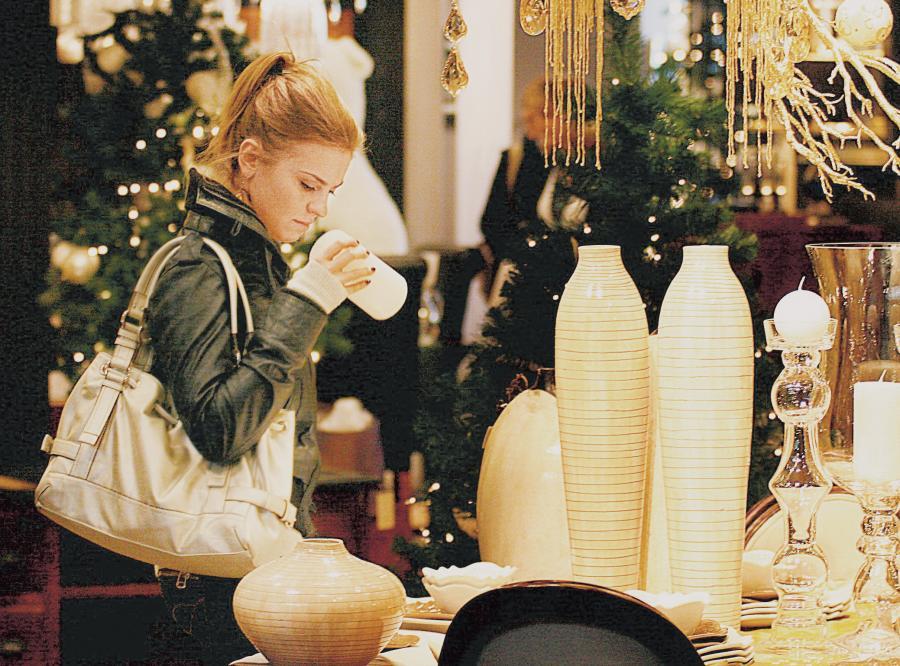 Kasia Tusk długo wybierała prezenty dla rodziców
